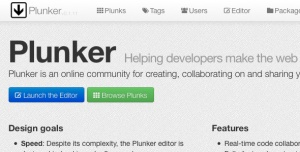 plunkr